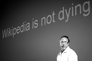 Wikipedia is not dying