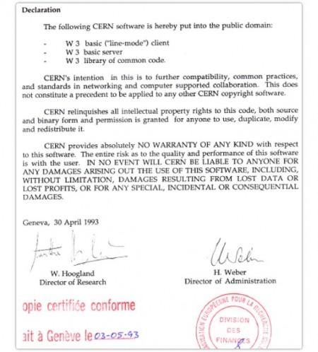 Web-CERN
