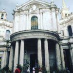 Earlier this summer, Santa Maria della Pace, Roma. #summer2019 #summer19 #roma #wp #skate #pastphotos