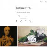 Curaduría digital–Galería de arte